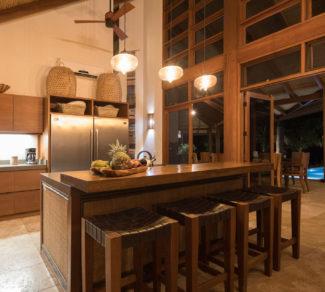 Casa Brisas del Cabo   Kitchen   Tropical Architecture   Alvarez Arquitectos   Malpais, Costa Rica