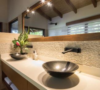 Casa de la Tierra y el Mar   Bathroom   Alvarez Arquitectos   Malpais, Costa Rica