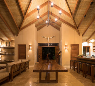 Casa Brisas del Cabo   Main Entrance   Alvarez Arquitectos   Malpais, Costa Rica