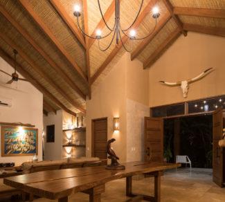 Casa de la Tierra y el Mar   Entrance   Alvarez Arquitectos   Malpais, Costa Rica