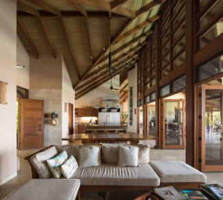 Casa Brisas del Cabo   Interior design   Livingroom   Alvarez Arquitectos   Malpais, Costa Rica