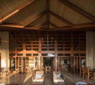 Casa Brisas del Cabo   Wood Paneling Design   Alvarez Arquitectos   Malpais, Costa Rica