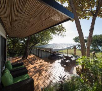 Casa de la Tierra y el Mar | Curved roof | Alvarez Arquitectos | Malpais, Costa Rica