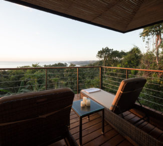 Casa de la Tierra y el Mar | Deck | Ocean view | Alvarez Arquitectos | Malpais, Costa Rica