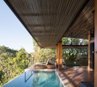Casa de la Tierra y el Mar | Pool | Alvarez Arquitectos | Malpais, Costa Rica