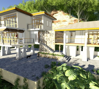 terrace | Teter-House | Private-Residences | Arquitectos | Costa-Rica