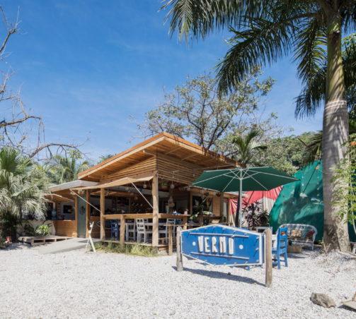 Vermu Beach Restaurant | Facade | Alvarez Arquitectos | Santa Teresa | Costa Rica