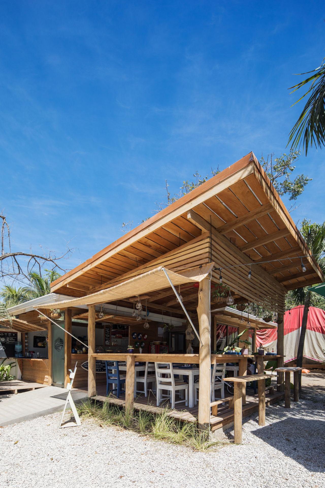 Vermu Beach Restaurant Alvarez Arquitectos