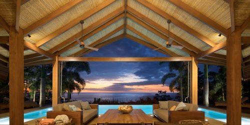 Casa Brisas del Cabo | Sunset view and relax | Alvarez Arquitectos | Malpais, Costa Rica