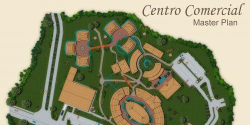 Mall 2 | Master planing | Alvarez Arquitectos | Costa Rica