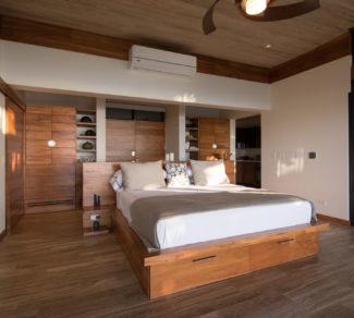 Casa de la Tierra y el Mar | Bedroom | Alvarez Arquitectos | Malpais, Costa Rica