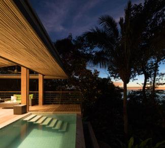 Casa de la Tierra y el Mar | Pool | Ocean View | Alvarez Arquitectos | Malpais, Costa Rica