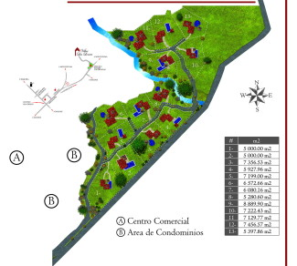 Urban development | Master planing | Alvarez Arquitectos | Costa Rica